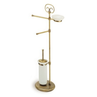 Bathroom Butler Free Standing Classic-Style 4-Function Bathroom Butler I21 StilHaus I21