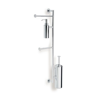 Wall Mounted Bathroom Butler StilHaus ME25