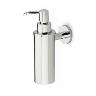 Soap Dispenser Wall Mounted Round Brass Soap Dispenser StilHaus ME30