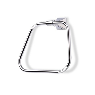 Chrome Brass Towel Ring StilHaus PR07-08