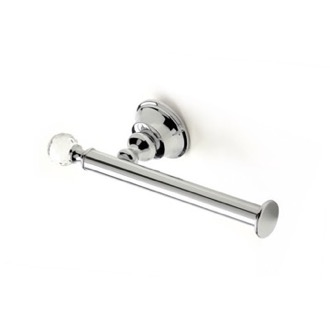 Toilet Paper Holder Brass Toilet Roll Holder with Crystal SL11 StilHaus SL11