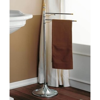 Towel Stand Free Standing Classic-Style Towel Stand 657 Toscanaluce 657
