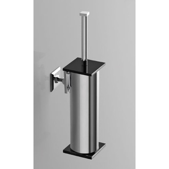 Toilet Brush Wall Mounted Plexiglass Toilet Brush Holder G266 Toscanaluce G266