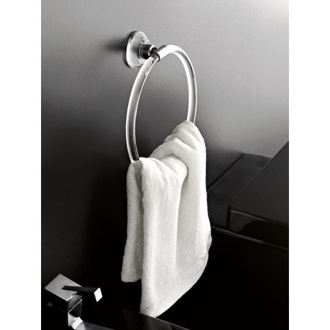 Towel Ring Round Plexiglass Towel Ring L117/C Toscanaluce L117/C