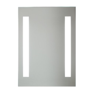 20 x 28 Inch Illuminated Vanity Mirror Vanita And Casa 7050-706S