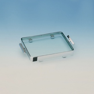 Bathroom Tray Clear Crystal Glass Bathroom Tray 51417 Windisch 51417
