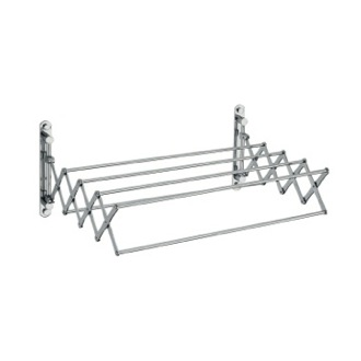 Towel Rail Wall Mounted Brass Extendable Towel Rail 85961 Windisch 85961