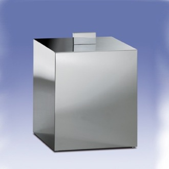 Waste Basket Square Bathroom Waste Bin 89139 Windisch 89139