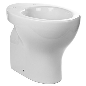Ceramic Toilet With Wall Outlet MCITY1111