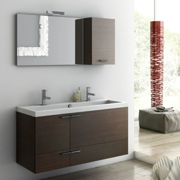 47 Inch Bathroom Vanity Set