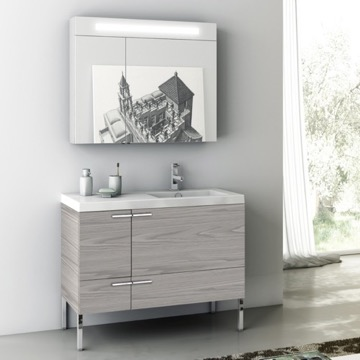 39 Inch Bathroom Vanity Set