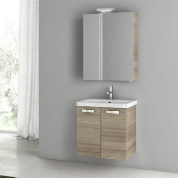 22 Inch Bathroom Vanity Set