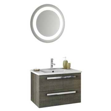 24 Inch Bathroom Vanity Set