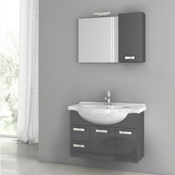 32 Inch Bathroom Vanity Set
