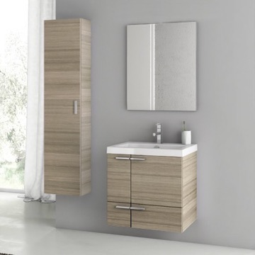 23 Inch Larch Canapa Bathroom Vanity Set
