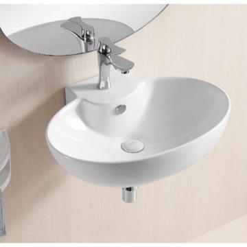 Bathroom Sink, Caracalla CA4105