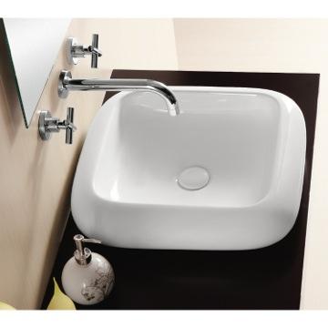 Bathroom Sink, Caracalla CA412