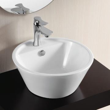 Bathroom Sink, Caracalla CA4141