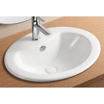 Bathroom Sink, Caracalla CA902
