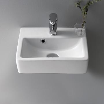 Bathroom Sink, CeraStyle 001400-U