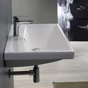 Bathroom Sink, CeraStyle 032000-U