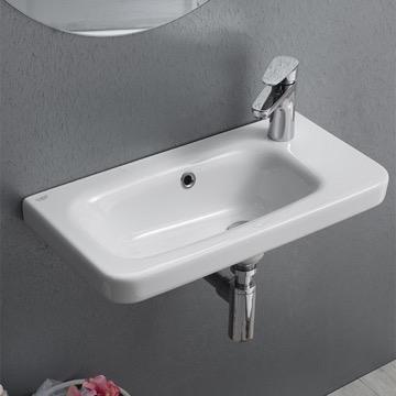 Bathroom Sink, CeraStyle 033000-U