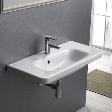 Bathroom Sink, CeraStyle 033300-U