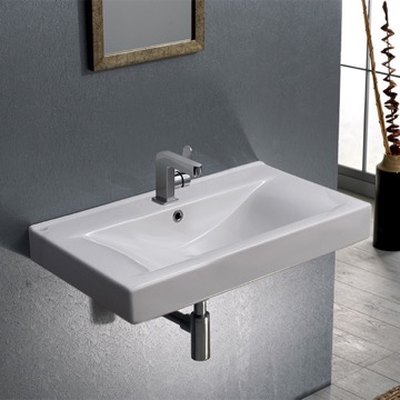 Bathroom Sink, CeraStyle 064400-U