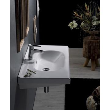 Bathroom Sink, CeraStyle 069000-U