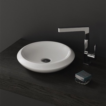 Bathroom Sink, CeraStyle 075100-U