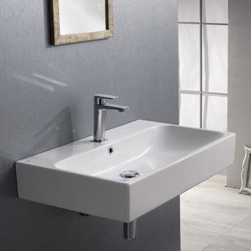 Bathroom Sink, CeraStyle 080000-U