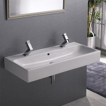 Bathroom Sink, CeraStyle 080500-U