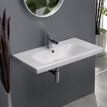 Bathroom Sink, CeraStyle 081600-U