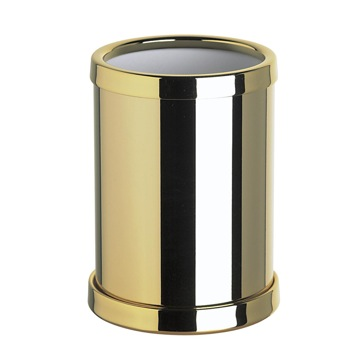 Round Brass Toothbrush Holder 91301 Windisch 91301