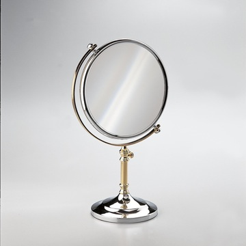 Double Face 3x Magnifying Mirror