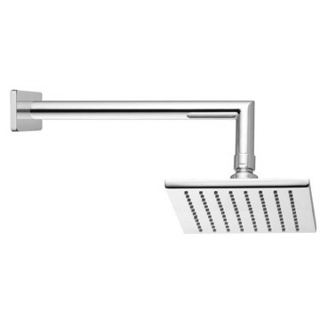 Shower Head, Modern, Polished Chrome, Brass, Fima Brick Chic, Fima S2199