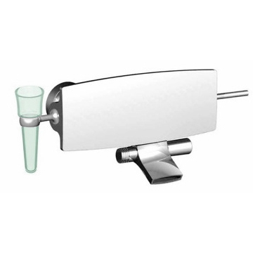 Tub Filler Wall Mounted Polished Chrome Tub Faucet S3654/1 CR Fima S3654/1 CR