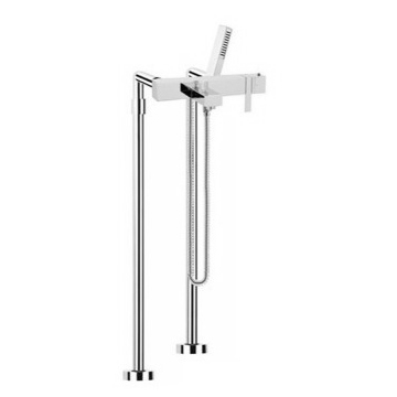 Tub Filler Floor Mounted Thermostatic Bath Mixer With Shower Set S4044/4 Fima S4044/4