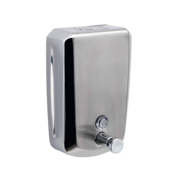 Wall Mounted Stainless Steel 1200 ml Soap Dispenser