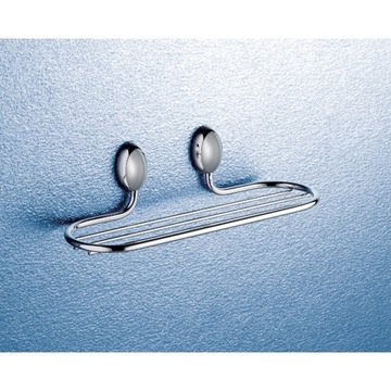 Soap Holder Chrome Double Soap Holder 2518-21 Gedy 2518-21