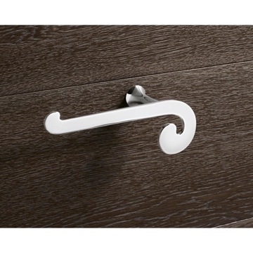 Toilet Paper Holder, Classic, Chrome, Brass, Gedy Sissi, Gedy 3324-13