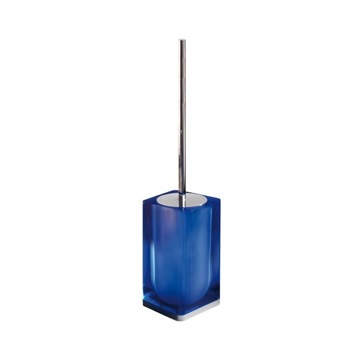 Modern Square Toilet Brush Holder