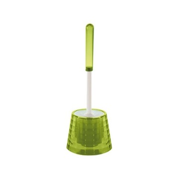 Decorative Avovado Green Toilet Brush Holder