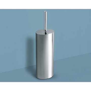 Toilet Brush Round Chrome Toilet Brush Holder MI33-13 Gedy MI33-13