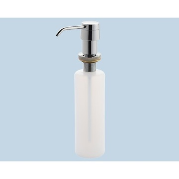 Built-In Soap Dispenser In Chrome Finish