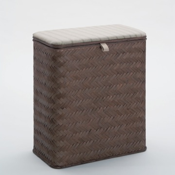 Rectangle Wenge Laundry Basket