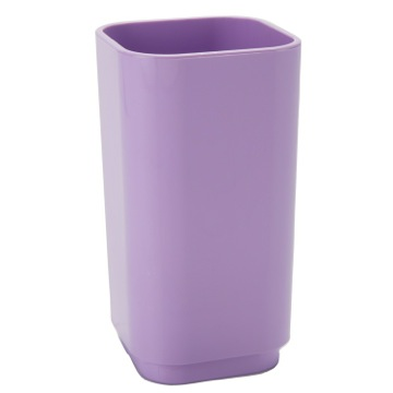Toothbrush Tumbler in Lilac Finish