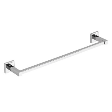 Polished Chrome 18 Inch Towel Bar