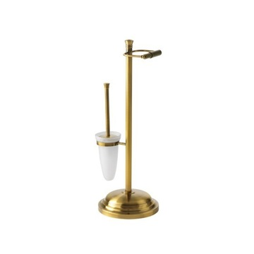Bronze Floor Standing Bathroom Butler
