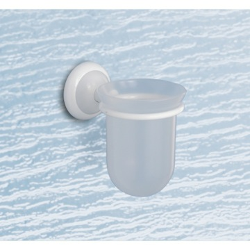 Wall Mounted Thermoplastic Resin Toothbrush Holder